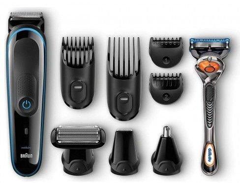 Braun MultiGrooming Kit MGK3080 – Körperhaartrimmer für 29,99€ (statt 35€)