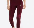 Adidas Clrdo Damen Leggings in weinrot für 19,12€ inkl. Versand (statt 32€)
