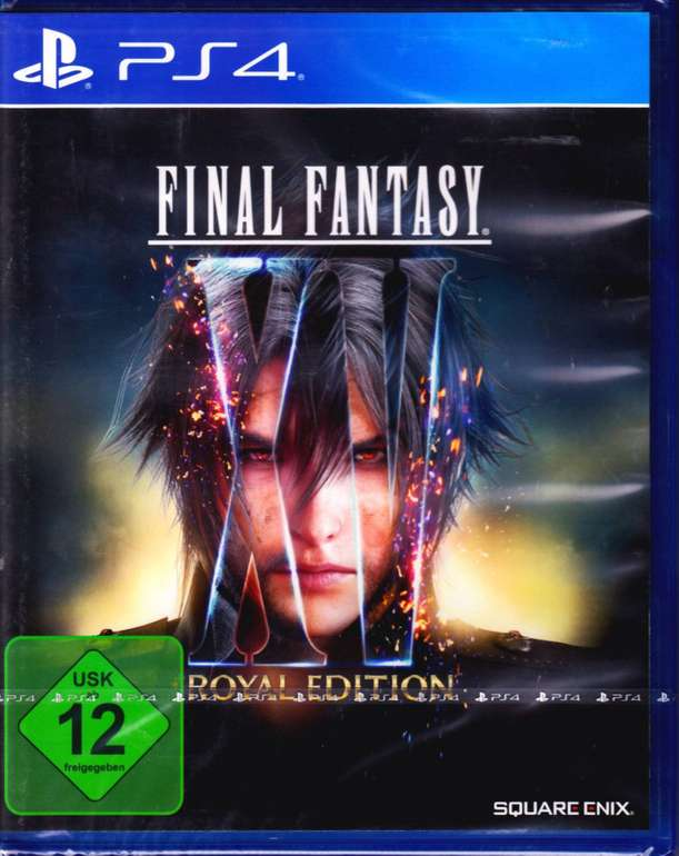 Final Fantasy XV Royal Edition (PS4/ XBOX One) für 10€ inkl. Versand (statt 17€)