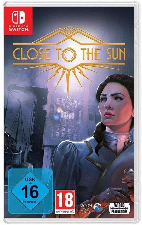 Close To The Sun (Nintendo Switch) für 16,19€ inkl. Versand (statt 24€)