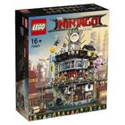 The LEGO Ninjago Movie: 70620 Ninjago City  für 239,99€ statt 280€