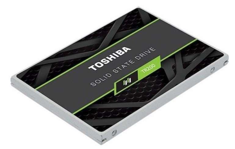 Toshiba TR200 SSD mit 960GB Speicher für 89€ inkl. Versand (statt 104€)