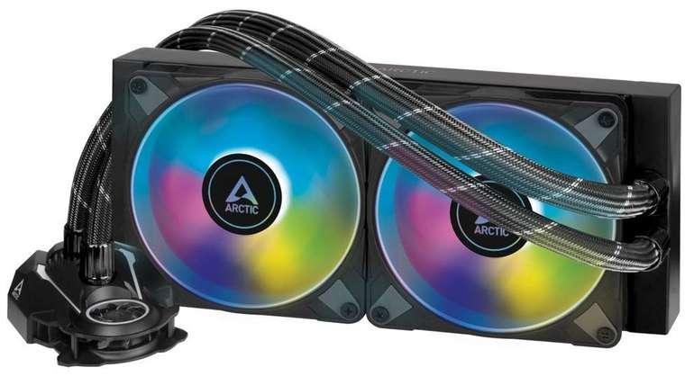 Arctic Liquid Freezer II 240 All-in-One CPU Wasserkühler für 90,50€ inkl. Versand (statt 106€)