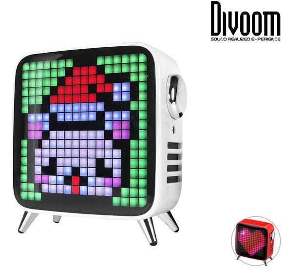 Divoom Tivoo Max Bluetooth Pixel-Art-Lautsprecher im Retro-Design für 85,90€ (statt 150€)