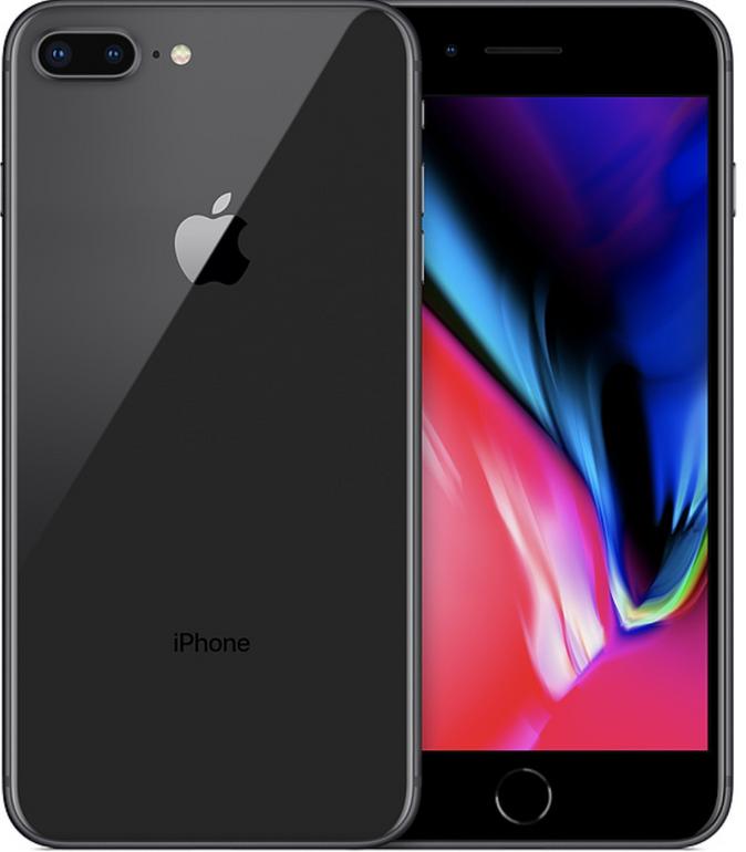 Apple iPhone 8 Plus mit 64GB (3 Farben) für 639,19€ inkl. Versand (statt 690€)