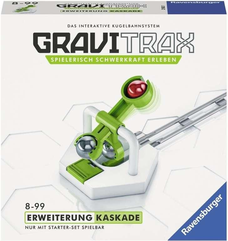 Ravensburger GraviTrax Erweiterung Kaskade Bahn (276127) für 6,15€ mit Prime Versand (statt 11€)