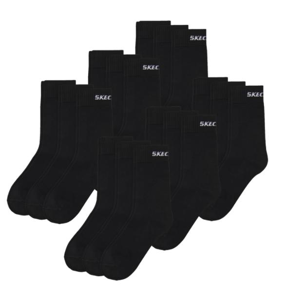 Skechers Socken (18 Paar) in verschiedenen Größen und Farben nur 23,99€ inkl. Versand (statt 45€)