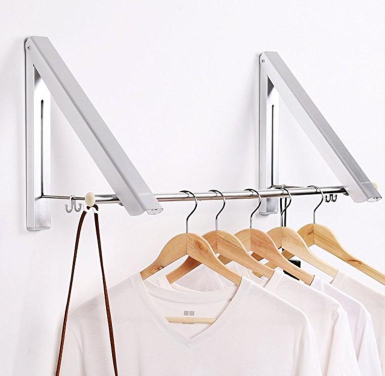 Jerrybox Klappbarer Kleiderhaken für 9,99€ inkl. Versand (Prime)
