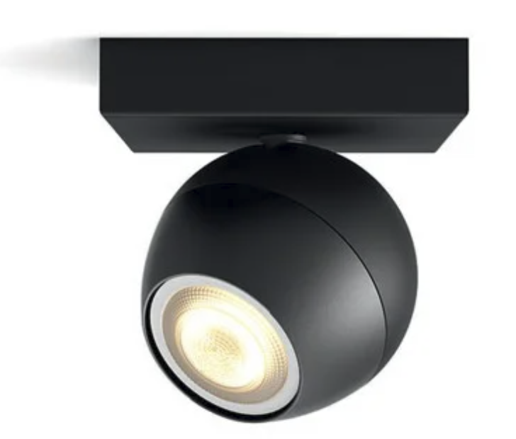 Philips Hue Buckram White & Ambiance Single Spot Bluetooth (5.5 Watt) für 38,95€ inkl. Versand (statt 57€)