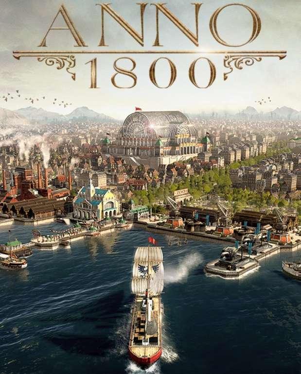 """Ubisoft: Das Spiel """"Anno 1800"""" bis zum 06.09. kostenlos spielen"""