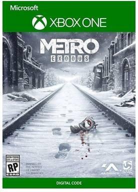 Metro Exodus Xbox One Digital Code für 17,69€ (statt 23€)