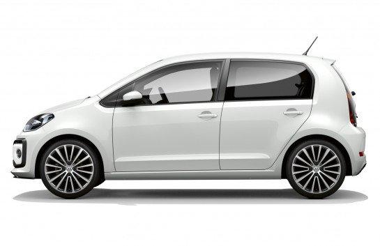 Volkswagen move up! 1.0 mit 60PS für 59€ Netto im Gewerbeleasing