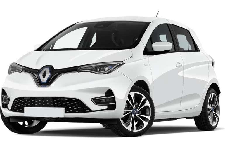 Gewerbe Leasing: Renault Zoe Experience R135 Z.E. 50 (inkl. Batterie) für 42,01€ netto mtl. (BAFA, LF: 0,13)