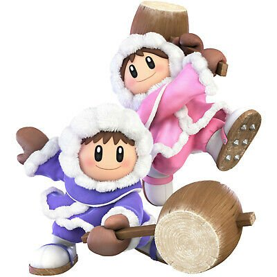 Amiibo Ice Climber Super Smash Bros. Collection für 11,70€ (statt 15€)