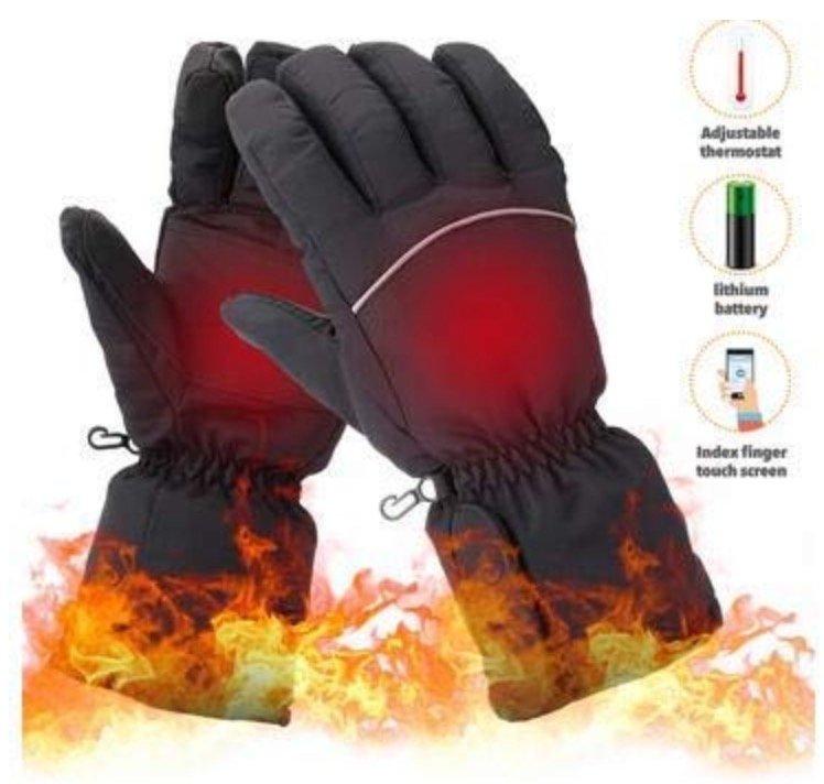 Beheizte Lixada Winter Handschuhe für 16,99€ inkl. Versand (statt 34€)