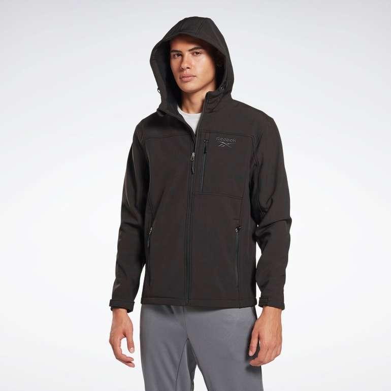 Reebok Softshell Jacke für 28€ inkl. Versand (statt 66€)
