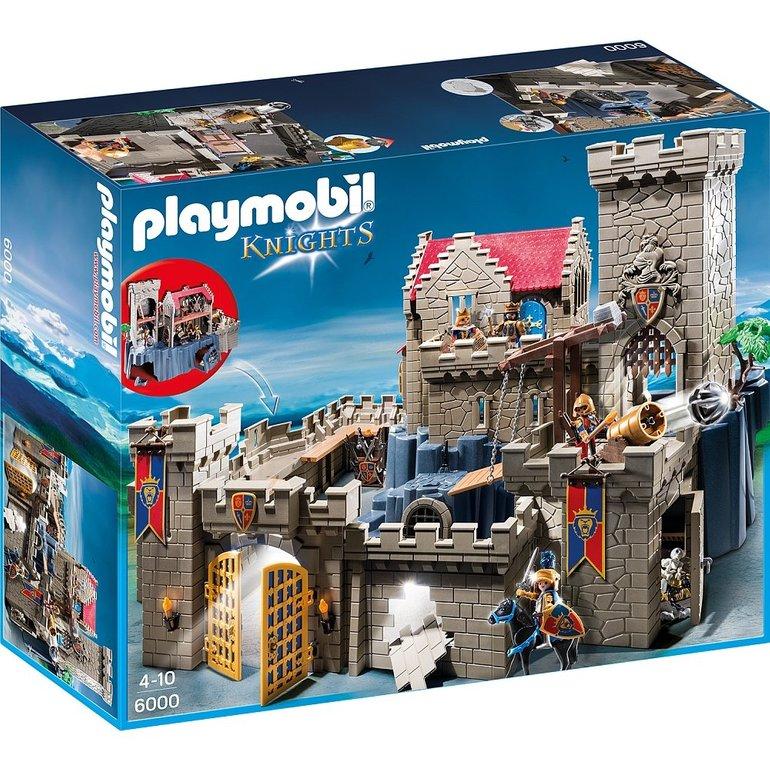 Toys'R'us: 20% auf Playmobil - z.B. Königsburg der Löwenritter für nur 103,91€