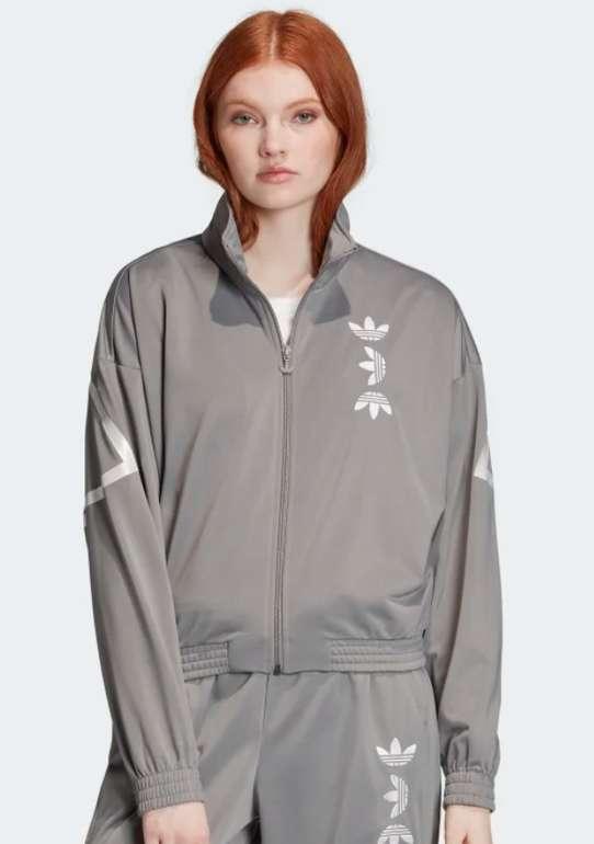 adidas Large Logo Originals Damen Jacke für 33,60€inkl. Versand (statt 42€)