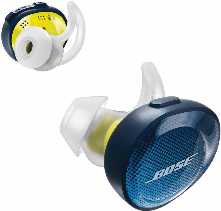 Bose SoundSport Free - kabellose Kopfhörer ab 105,72€ inkl. Versand (statt 160€)