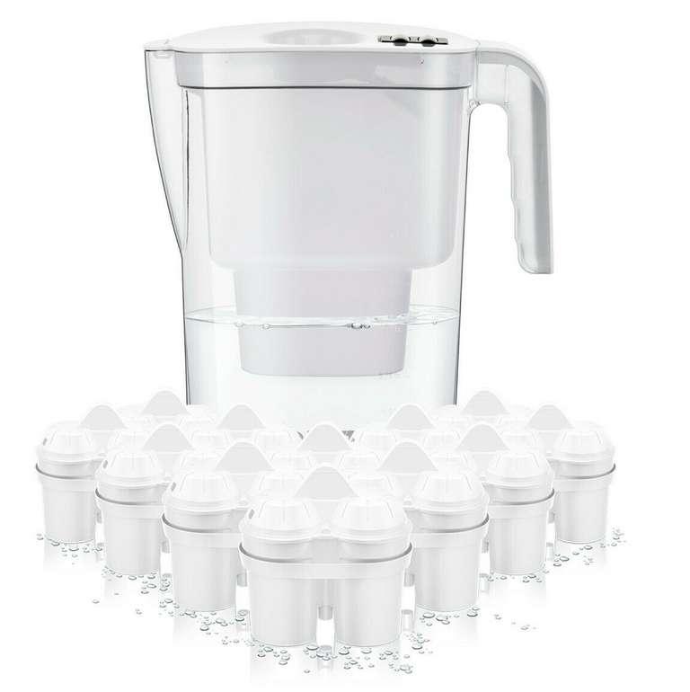 BWT Vida Soft Wasserfilter in Weiß + 13 Kartuschen für 59,99€inkl. Versand (statt 65€)
