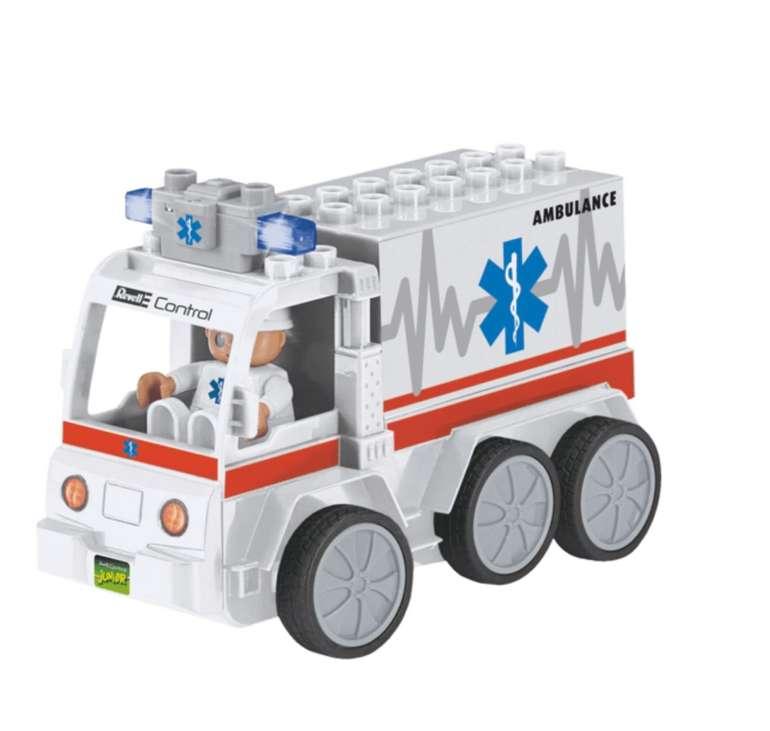 Revell RC-Junior Krankenwagen R/C Spielzeugfahrzeug für 12€ inkl. Versand (statt 16€)