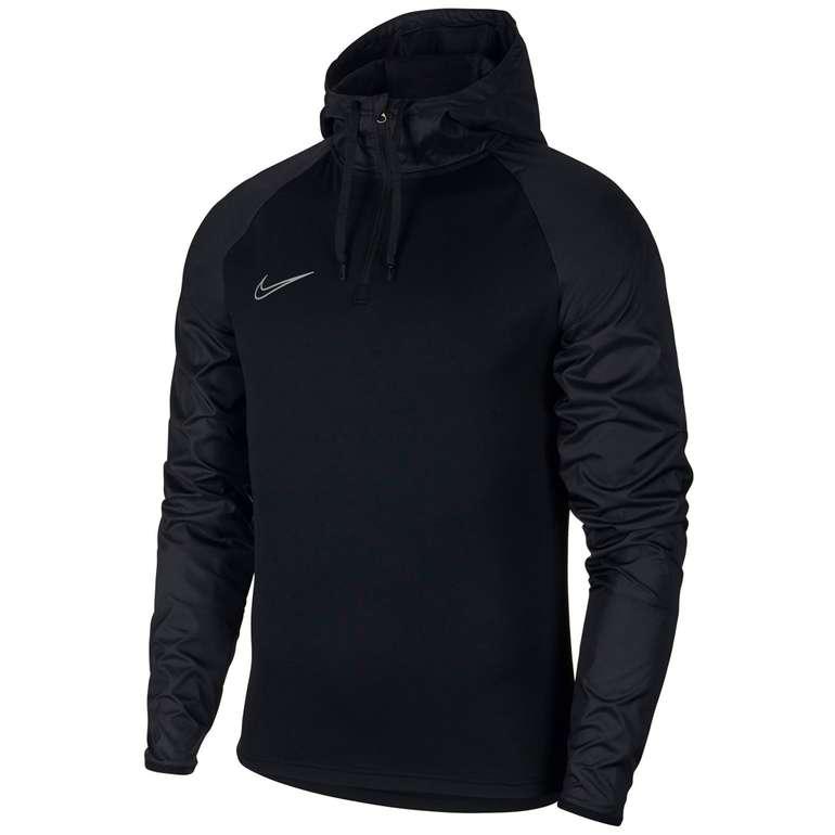 Nike Dri-FIT Repel Academy Drill-Fußballoberteil mit Kapuze je 27,63€ inkl. Versand (statt 33€) - Nike Membership
