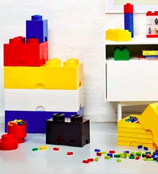 Lego Sale mit bis zu 65% Rabatt - z.B. 3er Set XXL Aufbewahrungsboxen für 54,99€