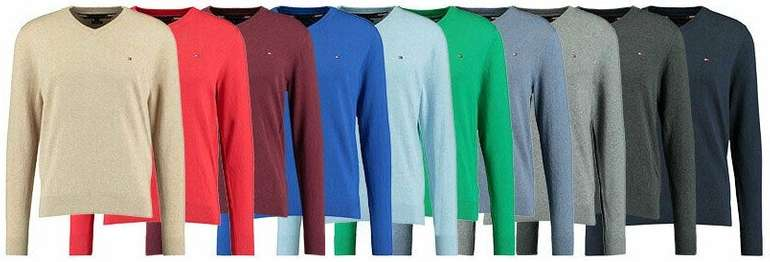 Tommy Pullover Farben