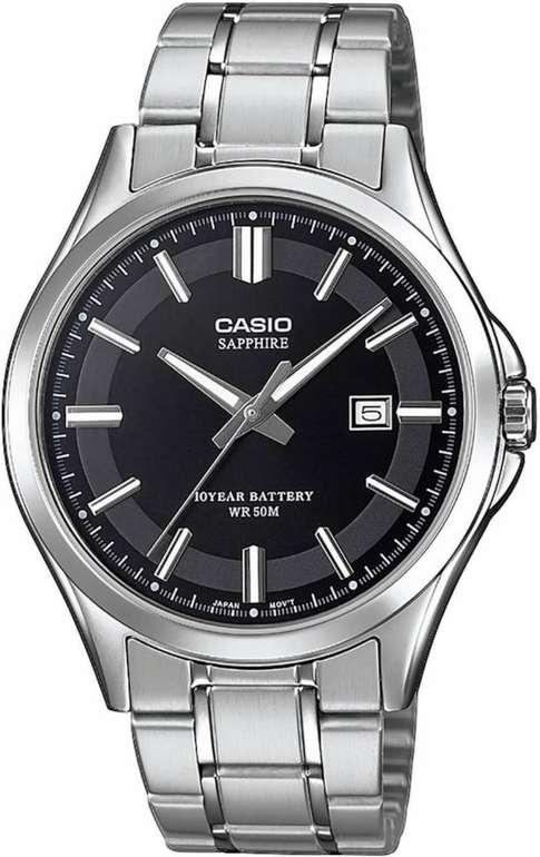 """Casio Collection Quarzuhr """"MTS-100D-1AVEF"""" für 49,90€ inkl. Versand (statt 64€)"""