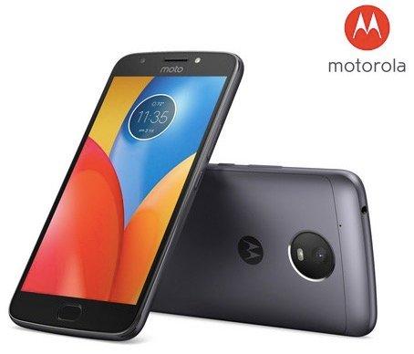 Motorola Moto E4 - 5 Zoll Smartphone mit 16GB Speicher für 59,99€ (statt 104€)