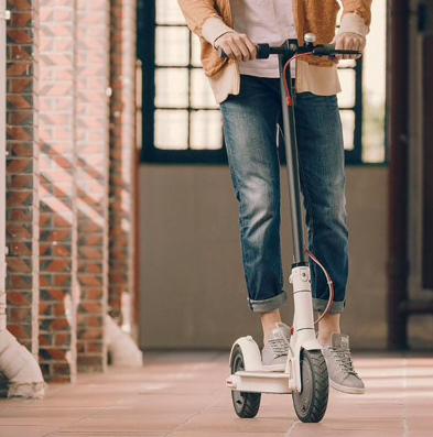 xiaomi m365 klappbarer elektro roller mit max 25 km h f r. Black Bedroom Furniture Sets. Home Design Ideas