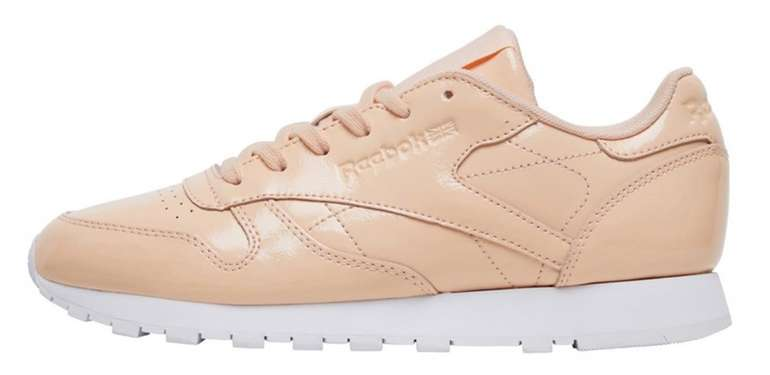 "Reebok Classics Damen Sneaker ""Patent Desert"" für 33,44€inkl. Versand (statt 47€)"
