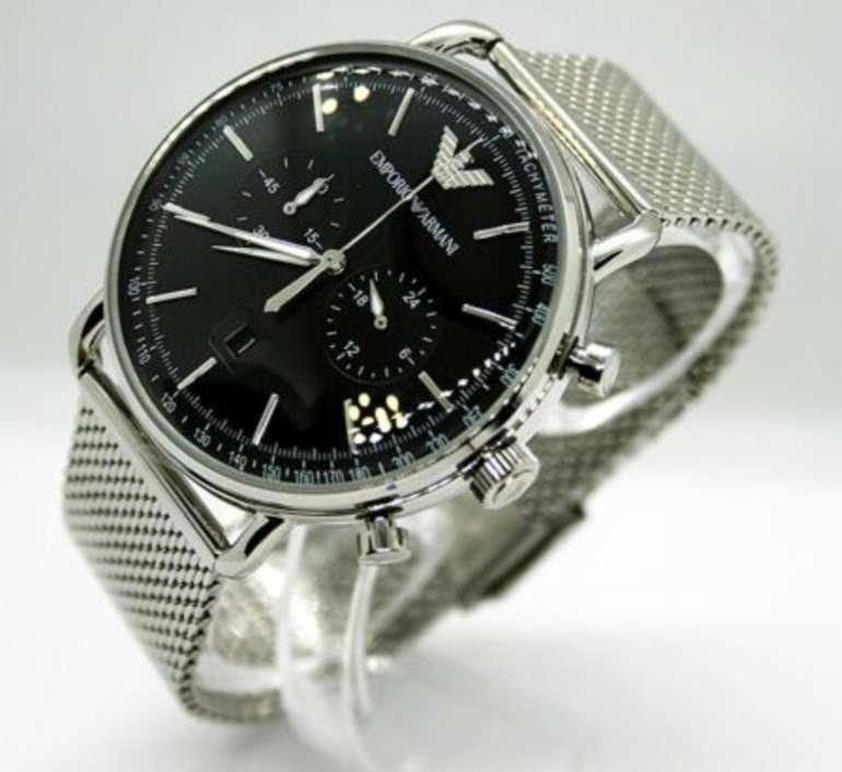 Emporio Armani Aviator AR11104 Herren Chronograph für 129,99€ inkl. Versand (statt 159€)