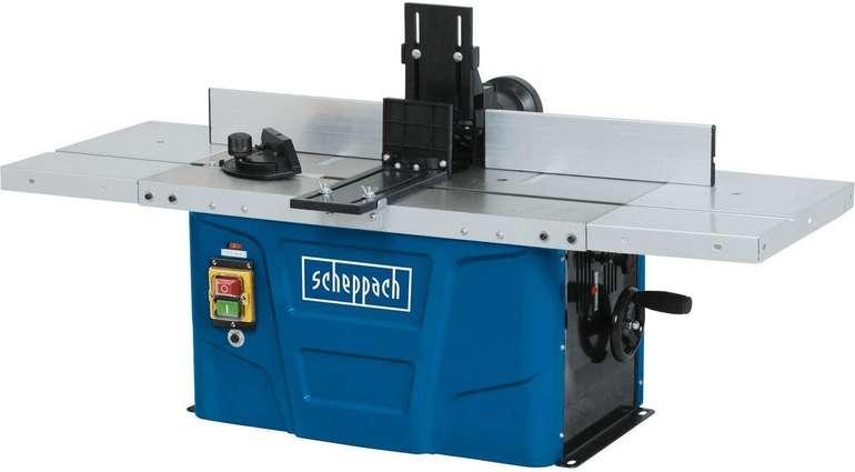 Scheppach HF50 Woodster Tischfräsmaschine mit 1.500W für 199,90€ inkl. Versand (statt 229€)