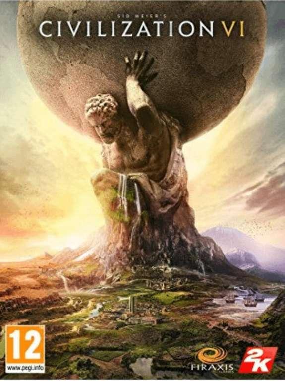 Civilization VI für PC (Download) kostenlos (statt 15€)