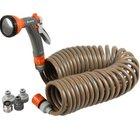 Gardena Spiralschlauch-Set (10m Schlauch) für 24,99€ inkl. Versand