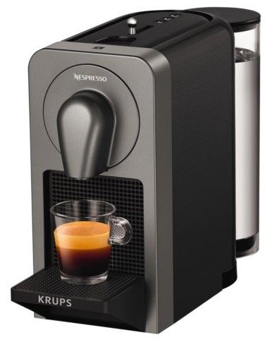 Krups XN 410T Nespresso Kaffeemaschine für 108,90€ inkl. Versand