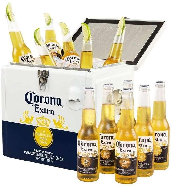 Corona Extra Coolbox - Kühltruhe mit 12 Flaschen für 39€ inkl. Versand (statt 49€)