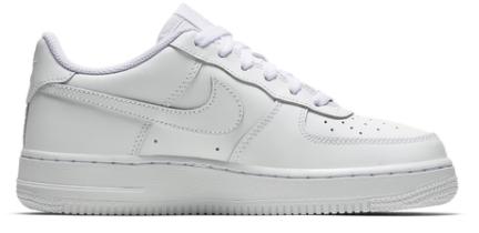"""Nike Air Force 1 Kids """"All White"""" Colourway für 74,99€ inkl. Versand (statt 80€) - Größe: 36 bis 39!"""
