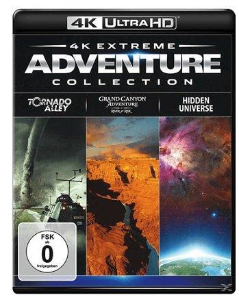 """Film """"Extreme Adventure Collection"""" in 4K für 4,99€ inkl. VSK (statt 13,99€)"""