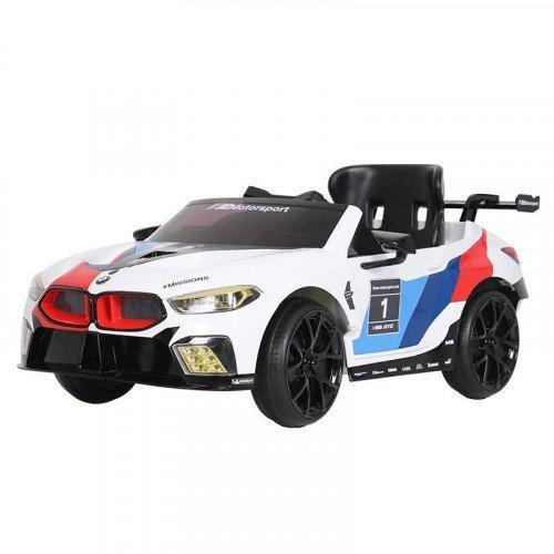 Rollplay BMW M8 GTE Racing 12V RC Kinder-Elektroauto für 170,98€