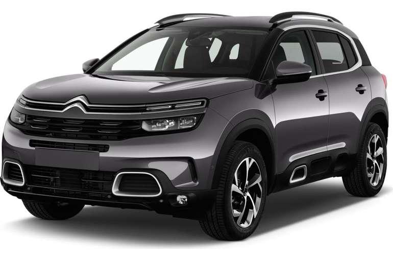 Gewerbe Leasing: Citroën C5 Aircross PureTech 130 S&S inkl. Fullservice für 53,78€ mtl. Netto