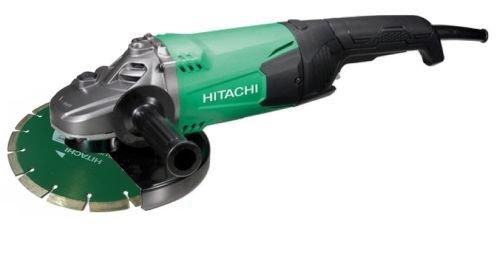 Hitachi G 23ST Winkelschleifer mit 230mm Diamantscheibe für 75€ inkl. Versand