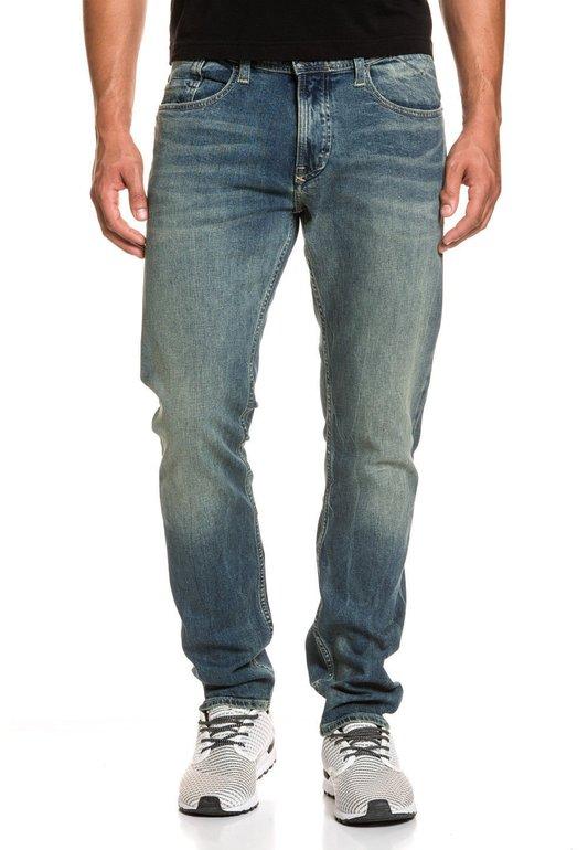Tommy Hilfiger Stretch-Jeans Denim Ronnie (Tapered Fit) für 59,99€ inkl. Versand