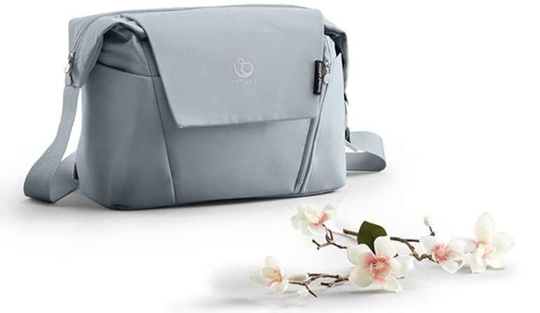 Stokke Xplory Balance Wickeltasche in Balance Blue für 29,22€ inkl. Versand (statt 63€)
