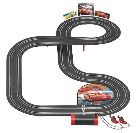 Carrera First - Disney Pixar Cars Rennbahn für 27€ inkl. VSK (statt 35€)