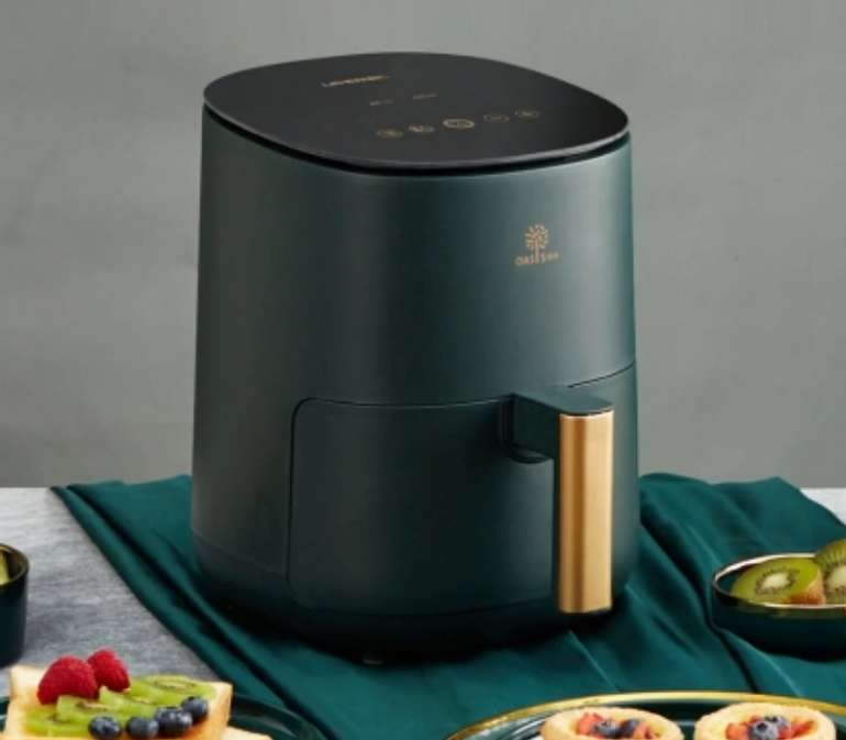 Best Liven G-5 O Air Fryer mit 2.5 Liter für 64,59€ inkl. Versand (statt 76€)