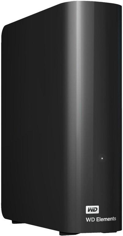 WD Elements Desktop - Externe Festplatte (HDD) mit 8TB für 135,99€ inkl. Versand
