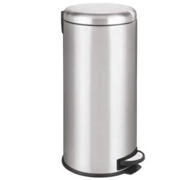 Wenko Leman Treteimer mit Absenkautomatik (Edelstahl, 30 Liter) für 45,90€ inkl. Versand (statt 55€)