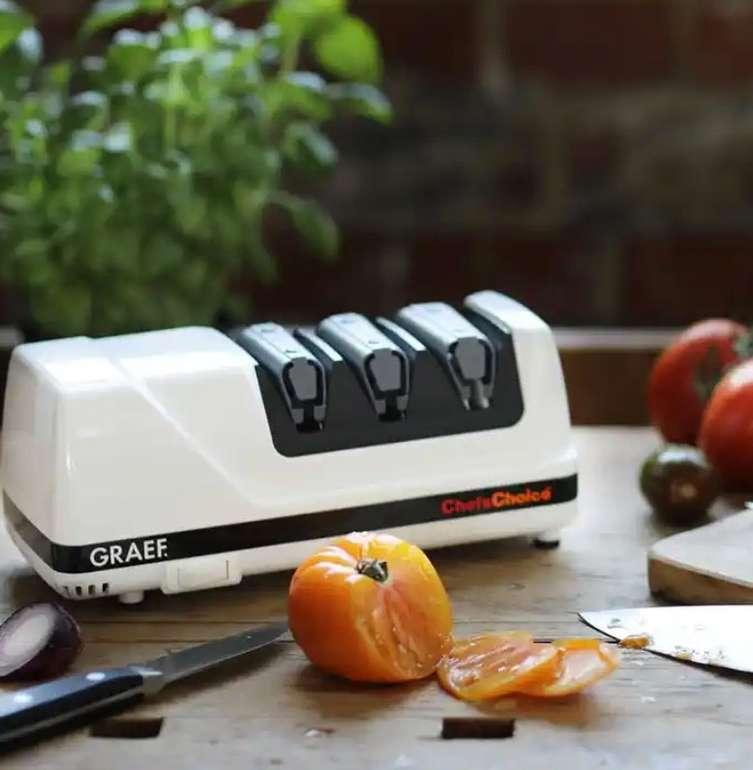 Graef CC 120 Messerschärfer für 120,73€ inkl. Versand (statt 130€)